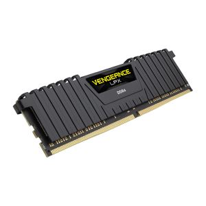CORSAIR 16GB (2x8GB) Vengeance Siyah DDR4 2400Mhz CL14 Dual Kit Ram