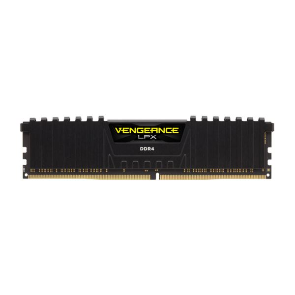 CORSAIR 16GB (2X8GB) Vengeance Siyah DDR4 3000Mhz CL15 Dual Kit Ram