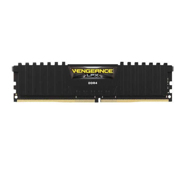 CORSAIR 8GB (1x8GB) Vengeance Siyah DDR4 3000MHz CL16 Single Ram