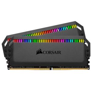 Corsair 16GB (2x8GB) Dominator Platinum RGB LED DDR4 3200MHz CL16 Dual Kit Ram