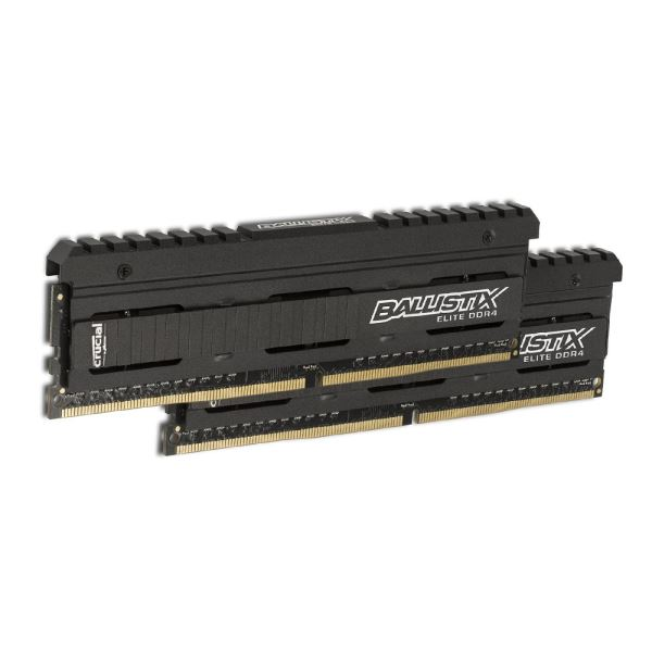 Crucial 16GB (2x8GB) Ballistix Elite DDR4 2666Mhz CL16 1.2V PC Ram