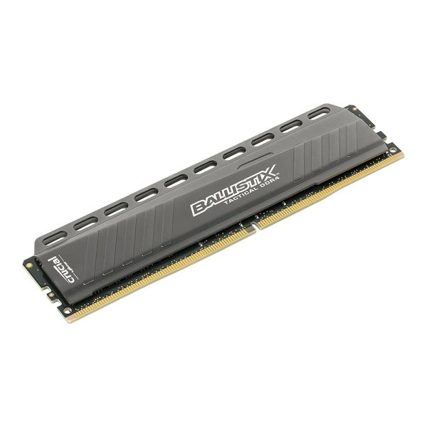 Crucial 8GB Ballistix Tactical DDR4 3000Mhz CL15 1.35V PC Ram