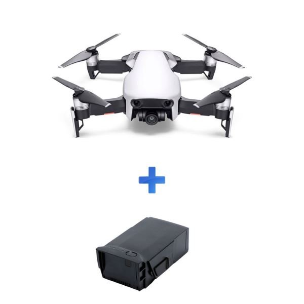 MAVIC AIR Fly Combo WHITE+ MAVIC AIR Akıllı Uçuş Pili Bundle