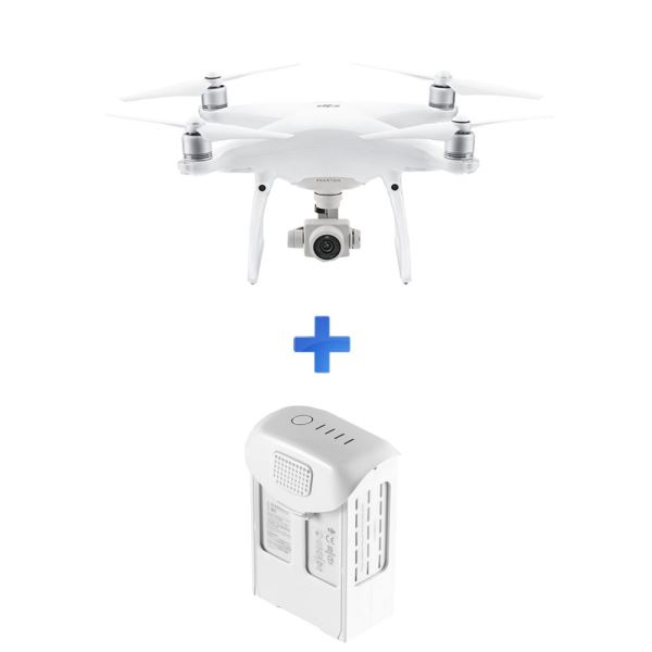 DJI PHANTOM 4 ADVANCED + PHANTOM 4 BATARYA Bundle