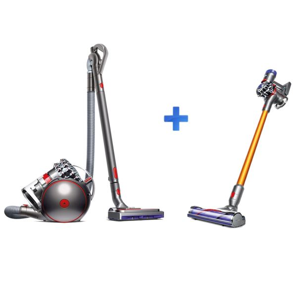 DYSON BIG BALL ANIMAL PRO2 + V8 ABSOLUTE SÜPÜRGE