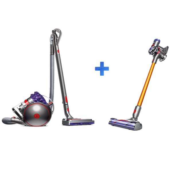 DYSON V8 ABSOLUTE + BIG BALL PARQUET 2 SÜPÜRGE