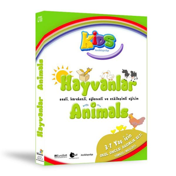 Hayvanlar - Animals for Kids
