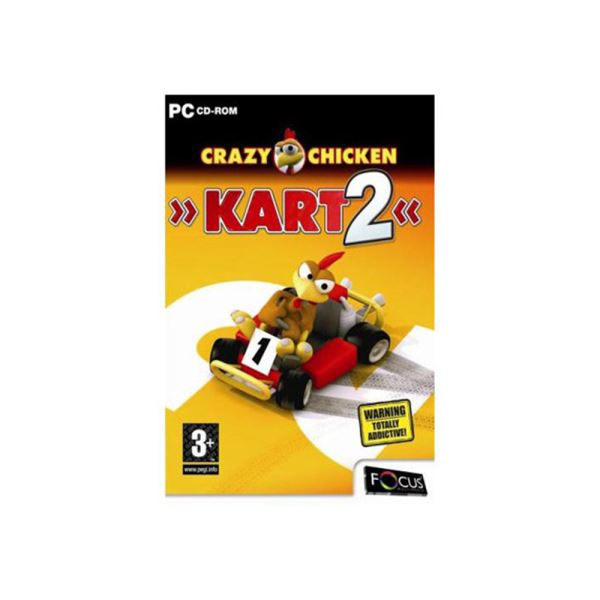 Crazy Chicken Kart2