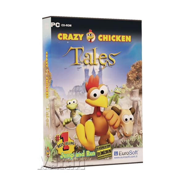 Crazy Chicken Tales Pc