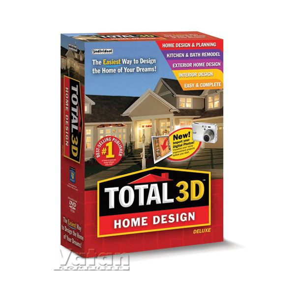 Eurosoft Total 3D Home Design Dlx