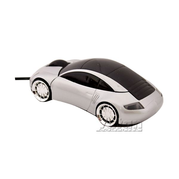 EVEREST SM-755 USB OPTICAL CAR MOUSE Gümüş