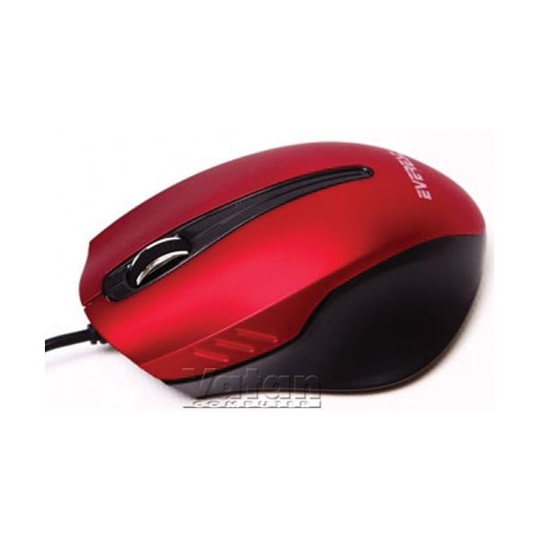 EVEREST SM-273 OPTİK MOUSE KIRMIZI