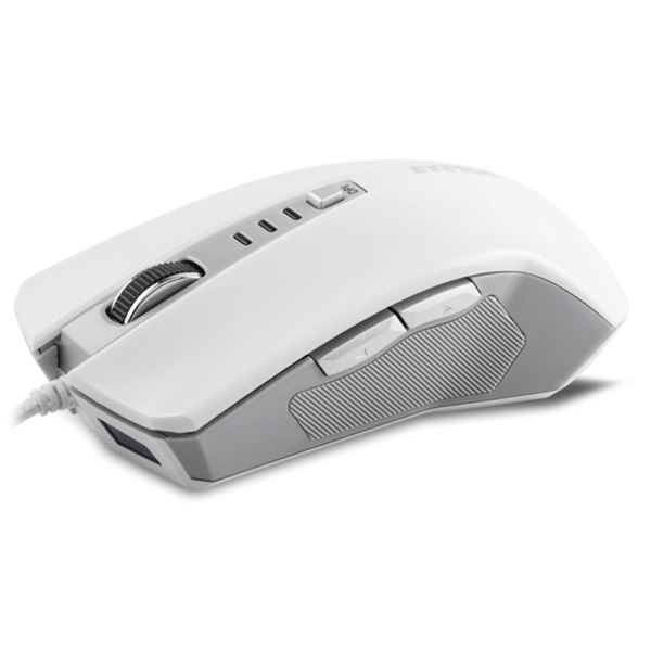 EVEREST SM-611 OPTIK MOUSE BEYAZ-GRI