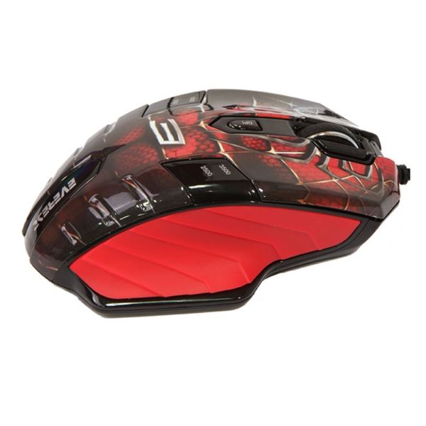GX8 SPIDERMAN3 GAMING MOUSE