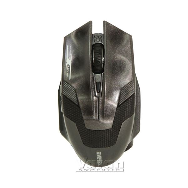 EVEREST SM-612 GAMING MOUSE METALİK GRİ