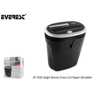 EVEREST JP-725C EVRAK İMHA MAKİNESİ