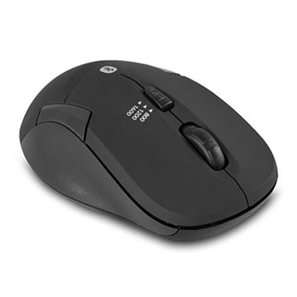EVEREST SM-BT31 BLUETOOTH MOUSE - SİYAH
