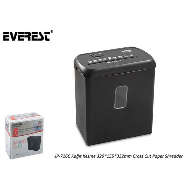 EVEREST JP-716C EVRAK İMHA MAKİNESİ