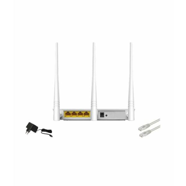 EVEREST EWR-F303 300MBPS KABLOSUZ-N 4 PORT ROUTER / AP / UNIVERSAL REPEATER