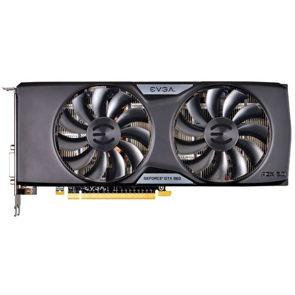 Evga GTX960 SuperSC ACX 2.0 GDDR5 2GB 128Bit DX12 Nvidia GeForce Ekran Kartı