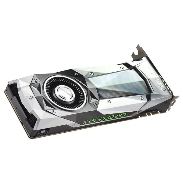 EVGA GTX1080 FOUNDERS EDITION GDDR5X 8GB 256Bit DX12 Nvidia GeForce Ekran Kartı