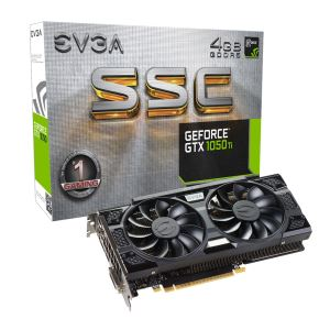 Evga GTX1050 Ti SSC GAMING GDDR5 4GB 128Bit Nvidia GeForce DX12 Ekran Kartı
