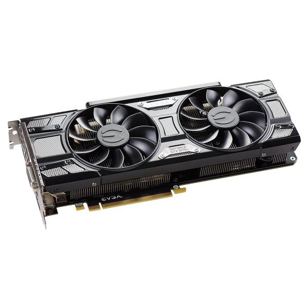 EVGA GTX1070Ti SC Black Edition 8GB GDDR5 256Bit Nvidia GeForce DX12 Ekran Kartı