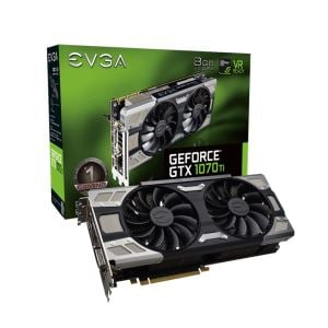 Evga GTX1070 Ti FTW GAMING GDDR5 8GB 256Bit GeForce DX12 Ekran Kartı