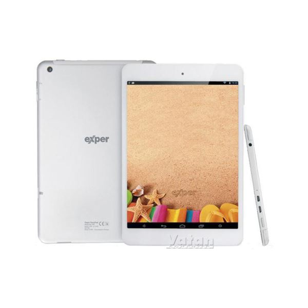 EASYPAD QUAD CORE 1.0 GHZ -1GB DDR3- 8GB MMC DISK -7.9''-CAM-ANDROİD 4.2