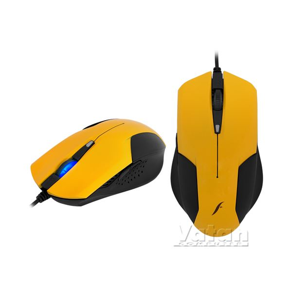 FRISBY FM-G3255K GAMING MOUSE - SARI