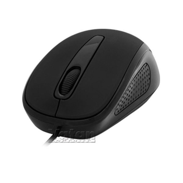 FRISBY FM-910K USB SİYAH OPTİK MOUSE