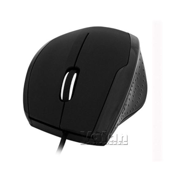 FRISBY FM-930K USB SİYAH OPTİK MOUSE