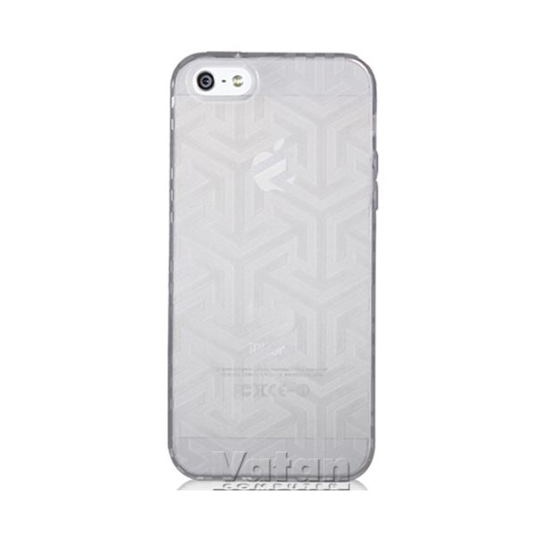 PURE-ICE IPHONE 5 KILIF- (BEYAZ)