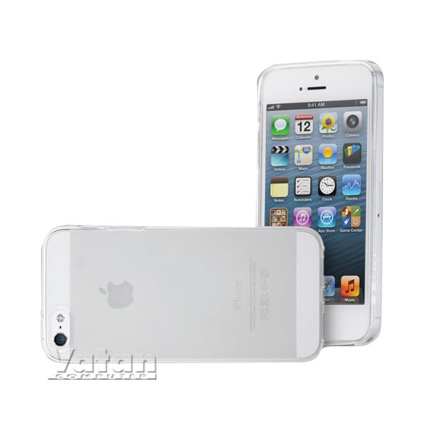 PURE-PLUS IPHONE 5 KILIF- (BEYAZ)