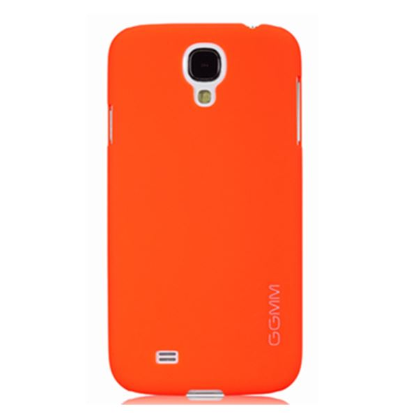 JELLY-S/FROSTED-S4 GALAXY S4- (PORTAKAL)