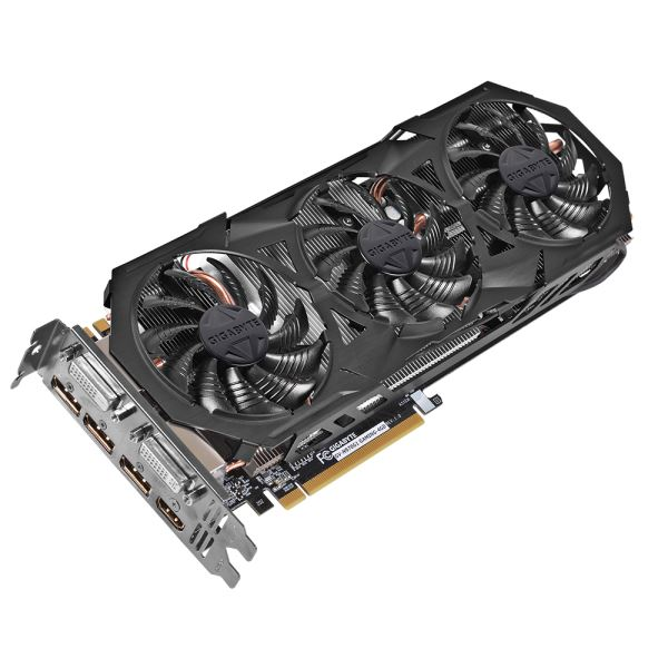 GIGABYTE GTX970 WindForce 3X G1 GDDR5 4GB 256Bit Nvidia GeForce DX12 Ekran Kartı