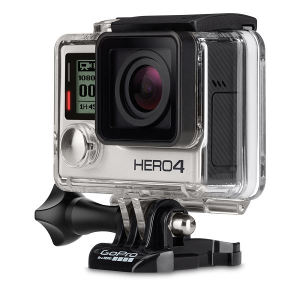 GOPRO HERO 4 BLACK ADVENTURE EDITION AKSİYON KAMERA