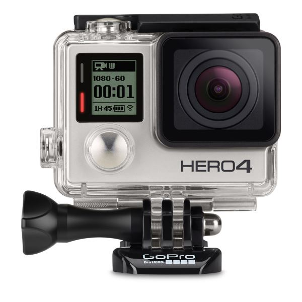 GOPRO HERO 4 SİLVER ADVENTURE EDITION AKSİYON KAMERA