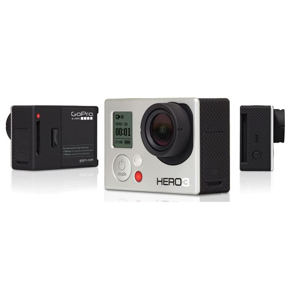 GOPRO HERO 3 WHİTE EDİTİON AKSİYON KAMERA