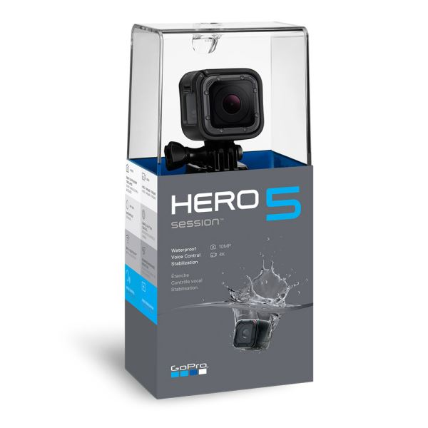GOPRO HERO 5 SESSION HD WATERPROOF AKSİYON KAMERA