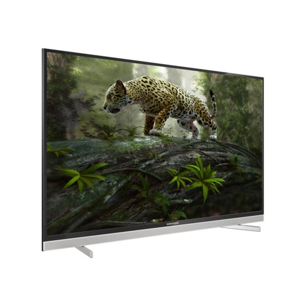GRUNDIG 48VLX8586 (121CM) 4K UHD 3D SMART LED TV,DAHİLİ UYDU ALICI
