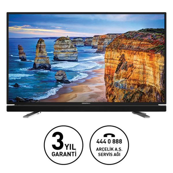 GRUNDIG 43VLE6565 (108CM) FHD SMART 4.0 LED TV,DAHİLİ UYDU ALICI
