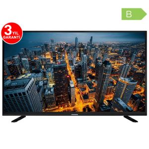 GRUNDIG 49VLX8650 (123 CM) 4K UHD SMART INTERACTIVE 4.0 LED TV,DAHİLİ UYDU ALICI