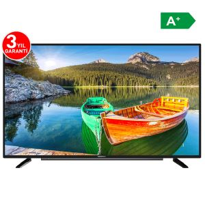 GRUNDIG 43VLE6830 43'' 108 CM FHD SMART TV,DAHİLİ UYDU ALICI