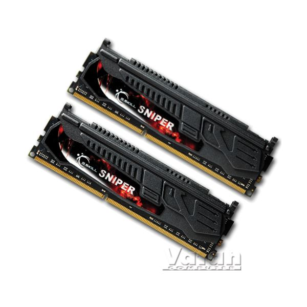 8GB (2x4GB) Sniper DDR3 1333MHz CL9 Dual Kit Ram