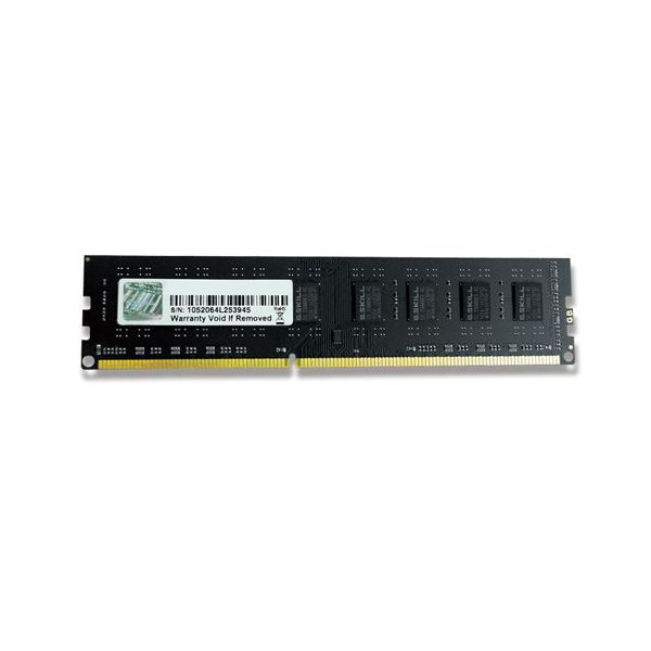 GSKILL 4GB Value DDR3 1333MHz CL9 PC3 Tek Modül Ram