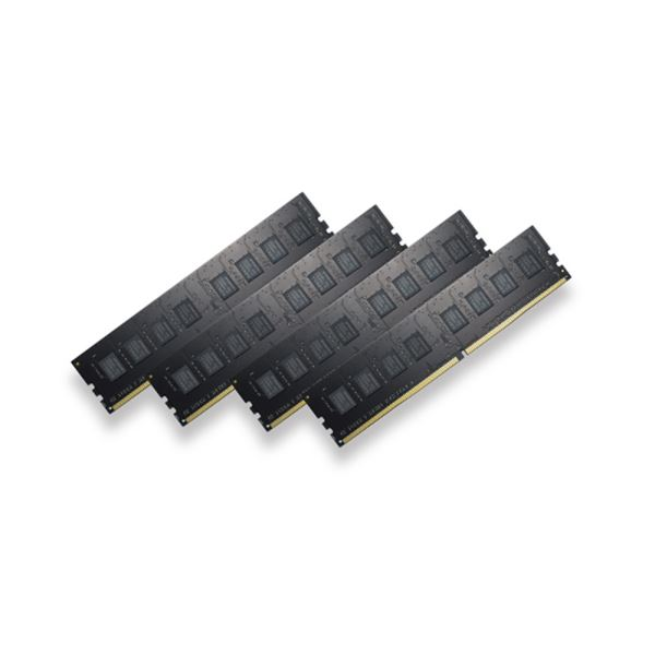 GSKILL 16GB (4x4GB) Value DDR4 2133MHz CL15 1.2V Ouad Kit Ram