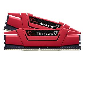 GSKILL 16GB (1x16GB) RipjawsV Red DDR4 3000MHz CL16 1.35V Single Ram