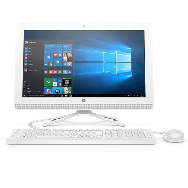 HP 4GS22EA INTEL CORE İ3 8130U 2.2 GHZ 4 GB 1 TB INTEL UHD 620 WIN10 21.5''