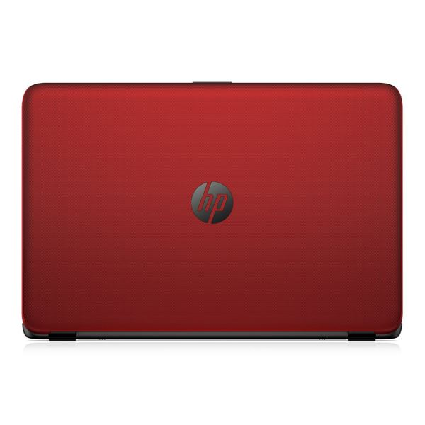 HP15-AC119NT KIRMIZI CORE İ5 5200U 2.2GHZ-8GB-1TB HDD-15.6''-2GB-W10 NOTEBOOK